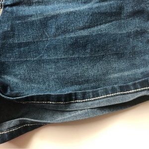 Levi's Shorts - Levi's Blue Shorty Short Jean Shorts